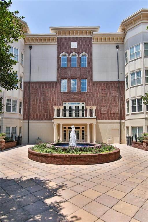 3635 E Paces Circle NE #1306, Atlanta, GA 30326 (MLS #6921380) :: AlpharettaZen Expert Home Advisors
