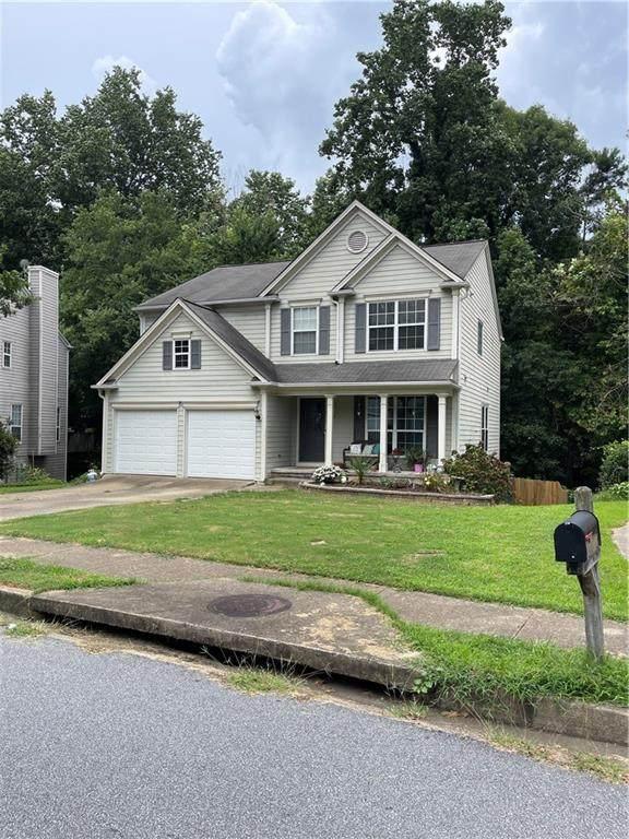 488 Bottesford Drive NW, Kennesaw, GA 30144 (MLS #6921434) :: RE/MAX Paramount Properties