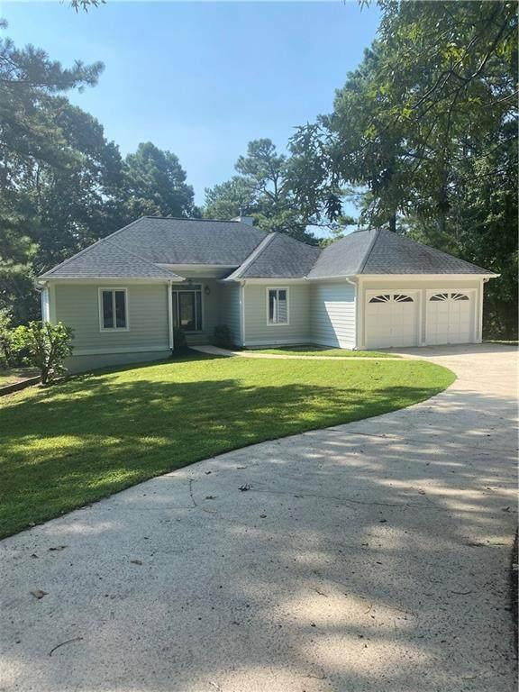 1436 Ridge Road, Canton, GA 30114 (MLS #6921536) :: Morgan Reed Realty