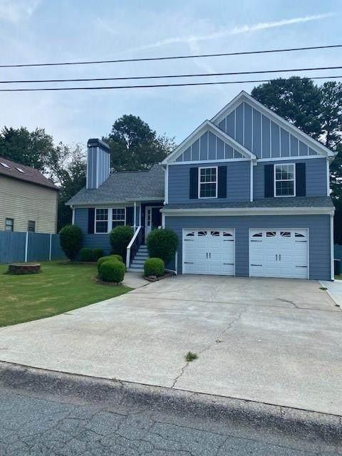 4804 Shallow Farm Drive NE, Kennesaw, GA 30144 (MLS #6921980) :: North Atlanta Home Team