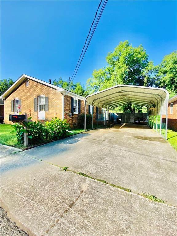 1238 Mill Street SE, Gainesville, GA 30501 (MLS #6922003) :: North Atlanta Home Team