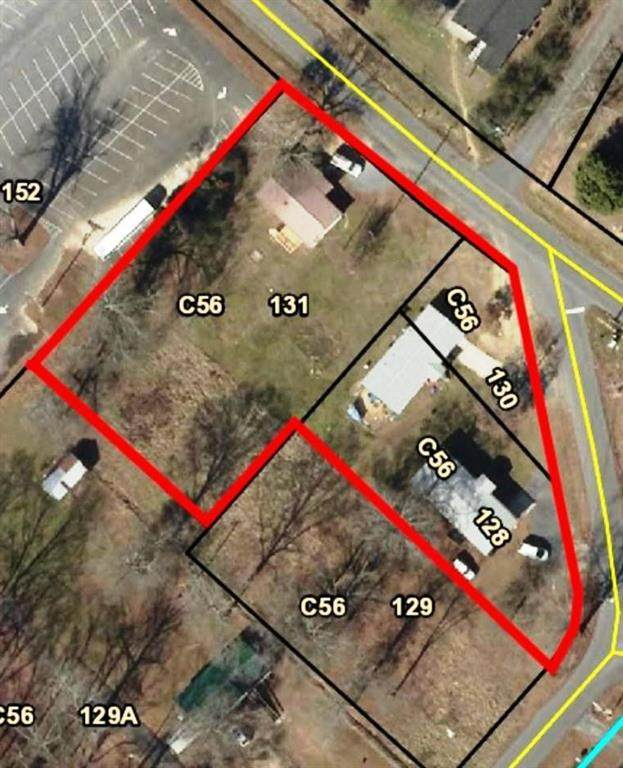 128 Erwin Street, Calhoun, GA 30701 (MLS #6922267) :: Todd Lemoine Team