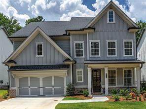 4715 Blisston Street NE, Marietta, GA 30066 (MLS #6922427) :: Good Living Real Estate