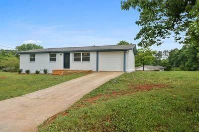 150 Salesbarn Road, Carrollton, GA 30116 (MLS #6922450) :: Morgan Reed Realty