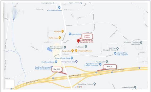 105 Rocking D Road, Temple, GA 30179 (MLS #6923145) :: North Atlanta Home Team