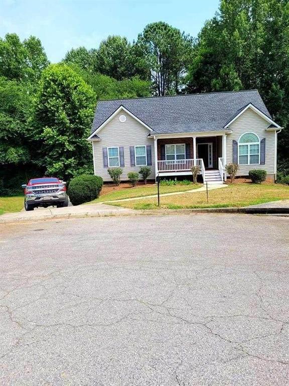 509 Bunkhouse Court, Temple, GA 30179 (MLS #6923430) :: Charlie Ballard Real Estate