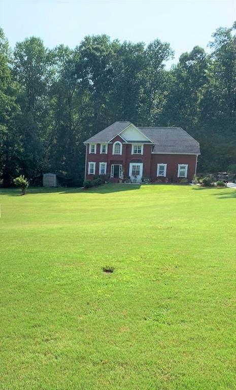 140 Little Creek Drive, Sharpsburg, GA 30277 (MLS #6923503) :: AlpharettaZen Expert Home Advisors