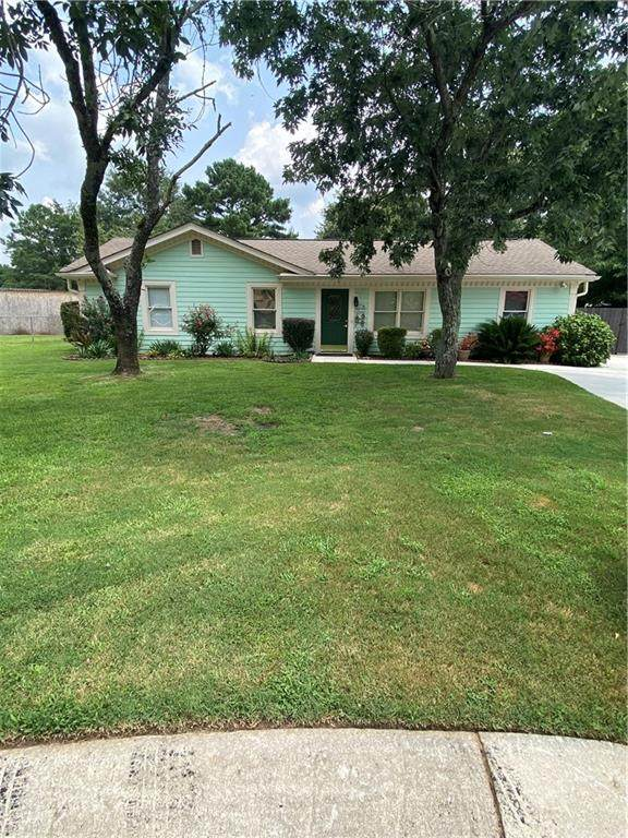1738 Pacer Place NW, Conyers, GA 30012 (MLS #6923565) :: The Hinsons - Mike Hinson & Harriet Hinson