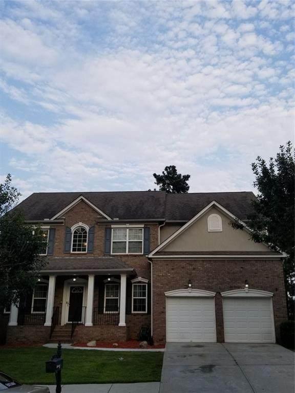 7821 White Oak Loop, Lithonia, GA 30038 (MLS #6923710) :: North Atlanta Home Team