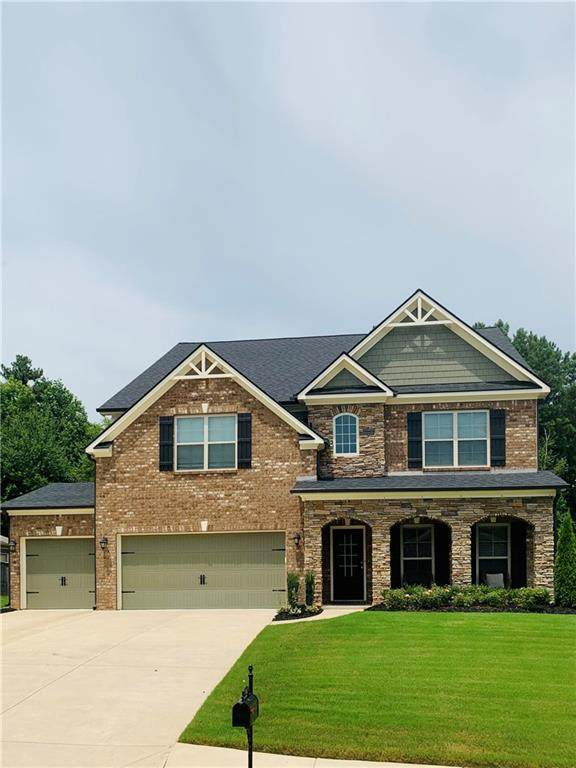 132 Hale View Circle, Canton, GA 30114 (MLS #6923745) :: The Cole Realty Group