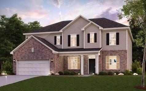 5696 Woodbury Drive, Fairburn, GA 30213 (MLS #6924043) :: Tonda Booker Real Estate Sales