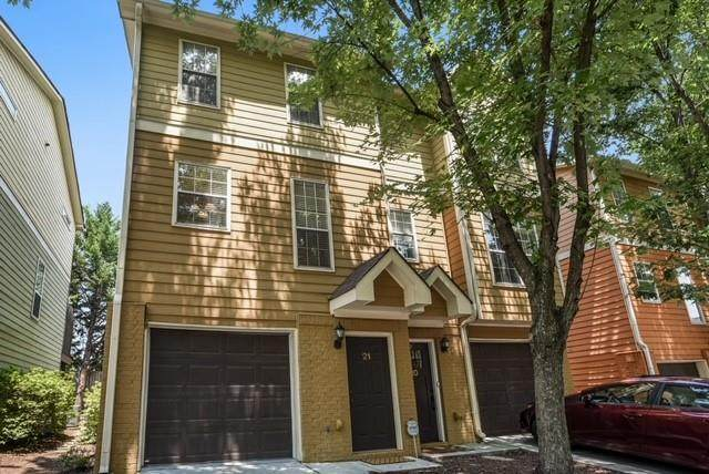 1124 Dekalb Avenue NE #21, Atlanta, GA 30307 (MLS #6924249) :: The Kroupa Team | Berkshire Hathaway HomeServices Georgia Properties