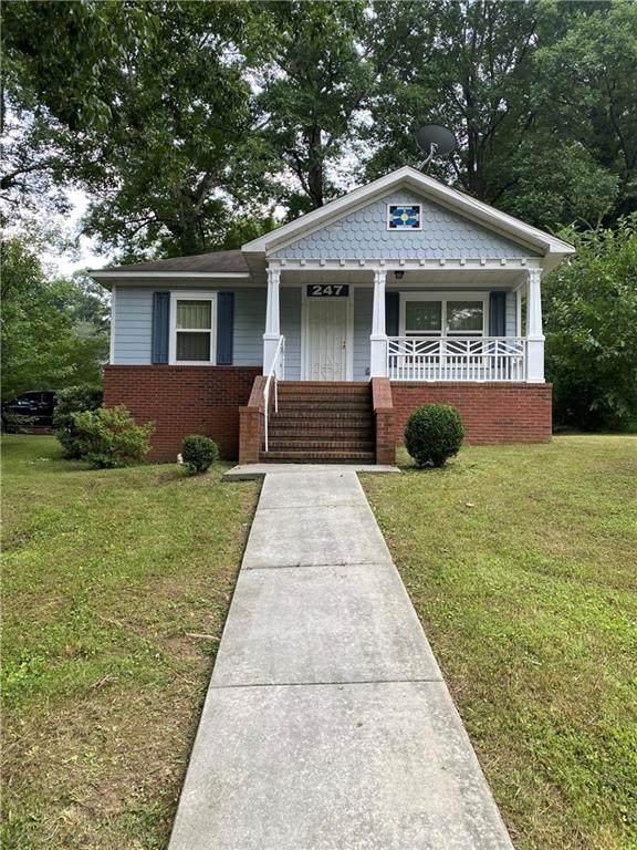 247 Lydia Drive SE, Atlanta, GA 30315 (MLS #6924275) :: Morgan Reed Realty