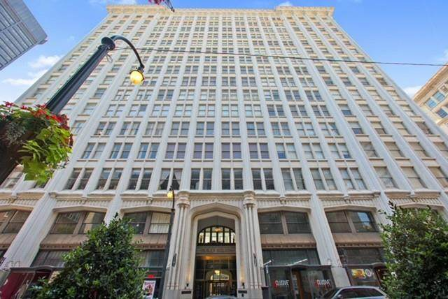 57 Forsyth Street NW 16F, Atlanta, GA 30303 (MLS #6924628) :: RE/MAX Paramount Properties
