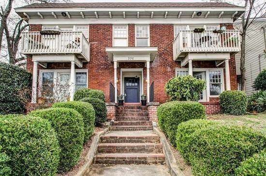 706 Charles Allen Drive NE #2, Atlanta, GA 30308 (MLS #6924631) :: North Atlanta Home Team