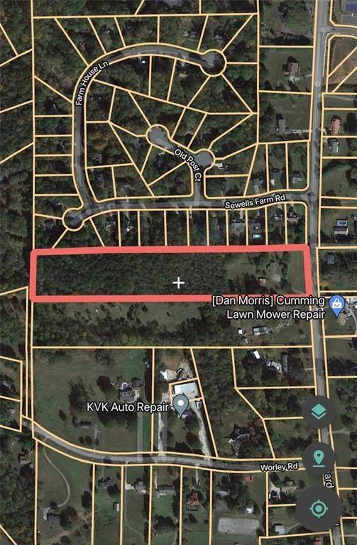 6899 Heardsville Road, Cumming, GA 30028 (MLS #6924693) :: RE/MAX Paramount Properties