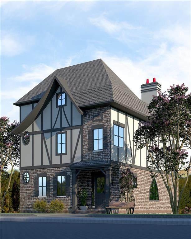 Lot5 Alcovy Terrace, Alpharetta, GA 30009 (MLS #6924758) :: The Kroupa Team | Berkshire Hathaway HomeServices Georgia Properties