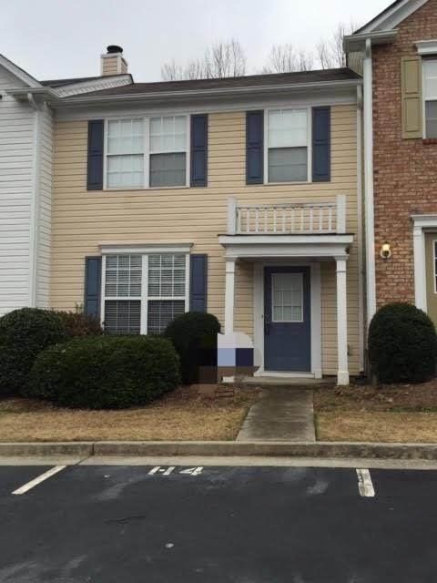 10900 Wittenridge Drive H4, Alpharetta, GA 30022 (MLS #6924843) :: The Kroupa Team | Berkshire Hathaway HomeServices Georgia Properties
