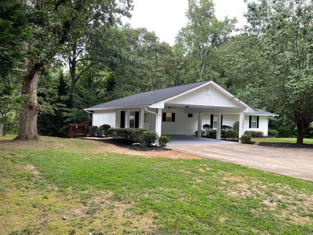 6333 Ridge Road, Hiram, GA 30141 (MLS #6925357) :: RE/MAX Paramount Properties