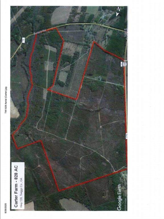 11148 Ga Highway 129, Dry Branch, GA 31020 (MLS #6925456) :: The Heyl Group at Keller Williams