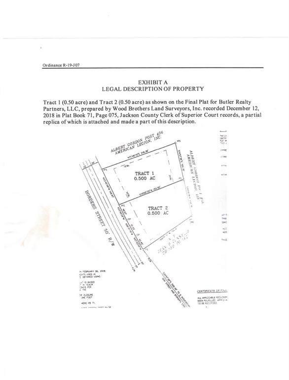 318 Boarders Street, Jefferson, GA 30549 (MLS #6925462) :: RE/MAX Paramount Properties
