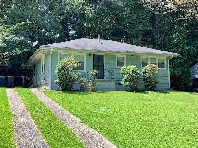2891 Harlan Drive, East Point, GA 30344 (MLS #6926092) :: Virtual Properties Realty