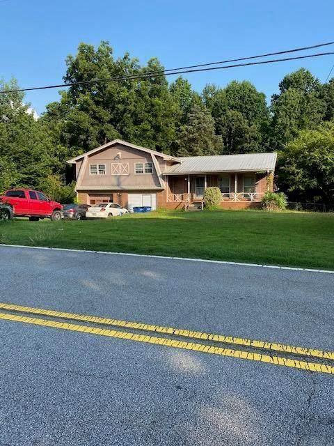 6865 Dorsett Shoals Road, Douglasville, GA 30135 (MLS #6926186) :: Atlanta Communities Real Estate Brokerage