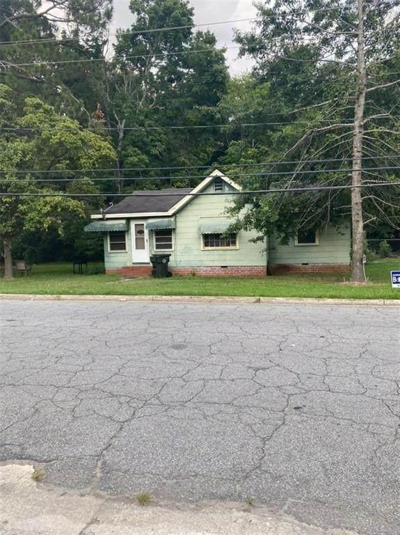 705 Green Street, Fort Valley, GA 31030 (MLS #6926512) :: North Atlanta Home Team
