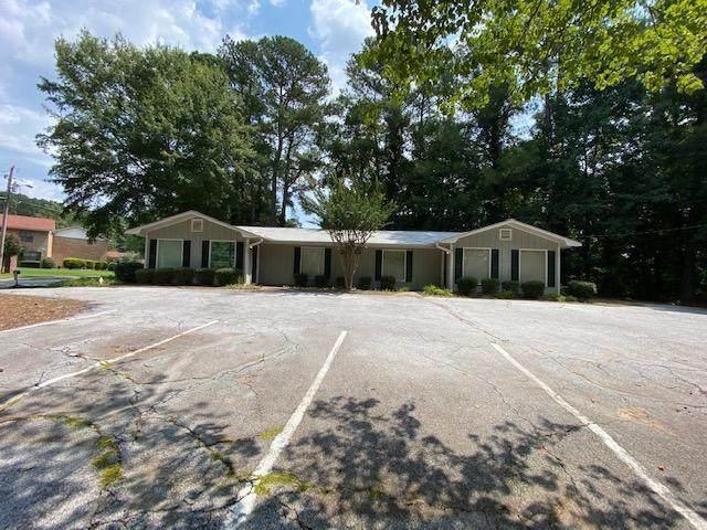 797 Ridge Road, Monroe, GA 30655 (MLS #6927437) :: The Kroupa Team | Berkshire Hathaway HomeServices Georgia Properties