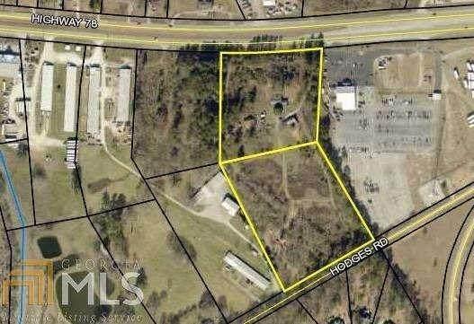 3000 Highway 78 11+ Acres, Loganville, GA 30052 (MLS #6927672) :: The Kroupa Team | Berkshire Hathaway HomeServices Georgia Properties
