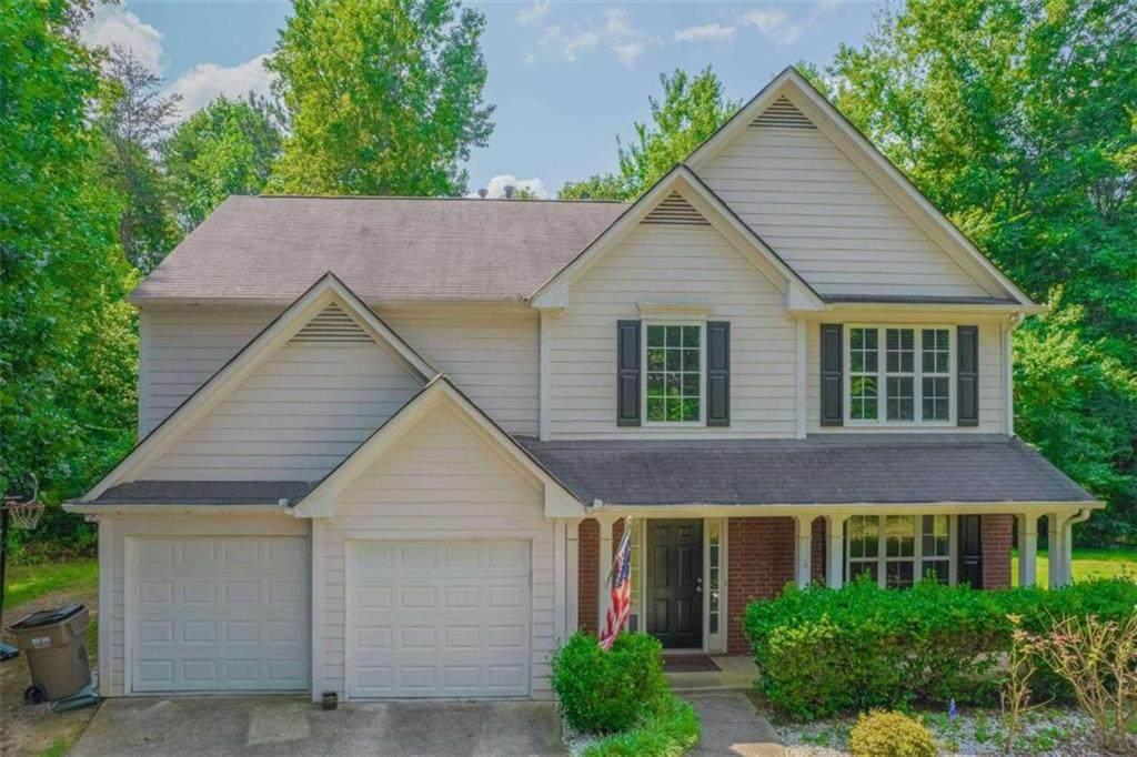 5855 Woodstone Drive - Photo 1