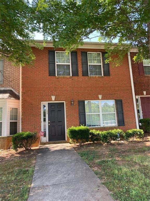 7712 Autry Circle #204, Douglasville, GA 30134 (MLS #6928472) :: North Atlanta Home Team