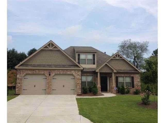 123 Brookview Drive, Newnan, GA 30265 (MLS #6928688) :: North Atlanta Home Team