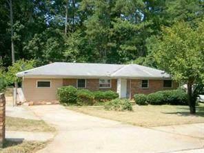 1967 Glenmar Drive, Decatur, GA 30032 (MLS #6929223) :: North Atlanta Home Team