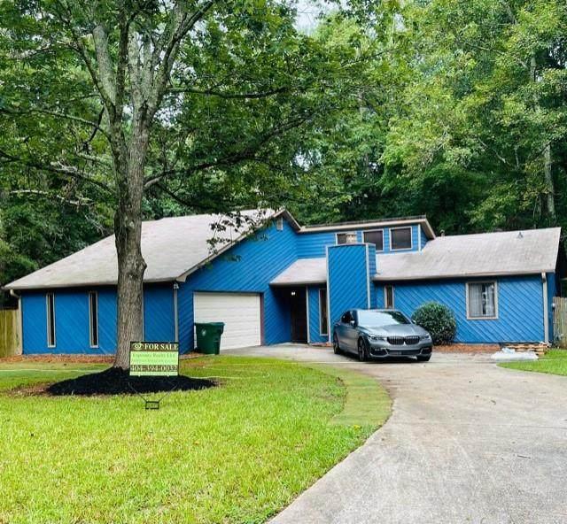 1764 Charmeth Road, Lithonia, GA 30058 (MLS #6929675) :: North Atlanta Home Team