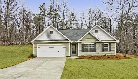 202 Finley Drive, Commerce, GA 30529 (MLS #6930031) :: North Atlanta Home Team