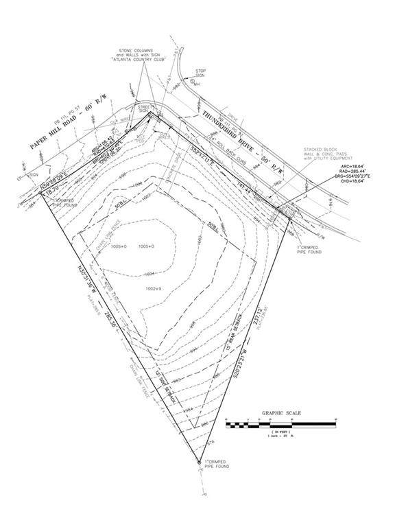 4100 Thunderbird Drive, Marietta, GA 30067 (MLS #6930787) :: Dawn & Amy Real Estate Team