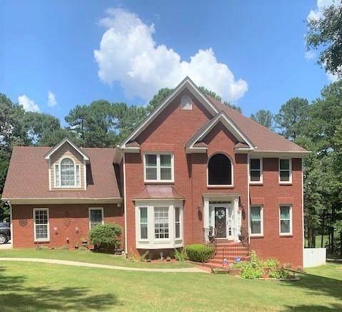2865 Jon Lee Drive, Snellville, GA 30039 (MLS #6931758) :: North Atlanta Home Team