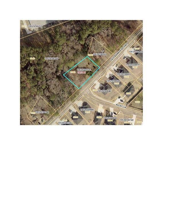 1090 Old Bankhead Highway SW, Mableton, GA 30126 (MLS #6932202) :: North Atlanta Home Team