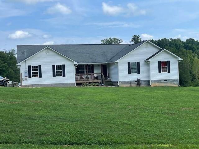 444 Clear Creek Road NW, Adairsville, GA 30103 (MLS #6932346) :: North Atlanta Home Team