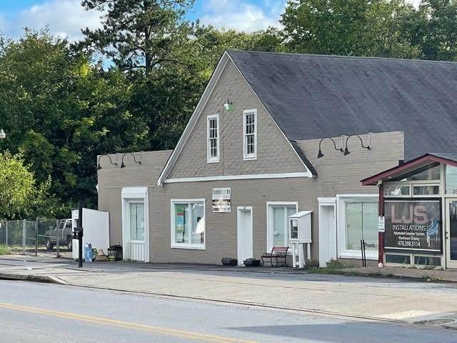 307 N Main Street, Adairsville, GA 30103 (MLS #6932372) :: Dillard and Company Realty Group