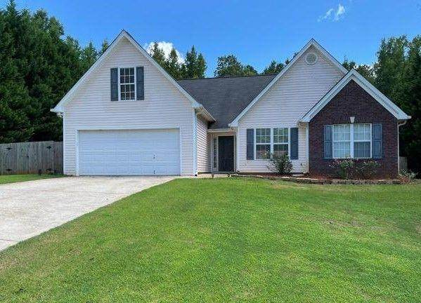 5461 Evergreen Forest Court, Flowery Branch, GA 30542 (MLS #6932834) :: The Heyl Group at Keller Williams