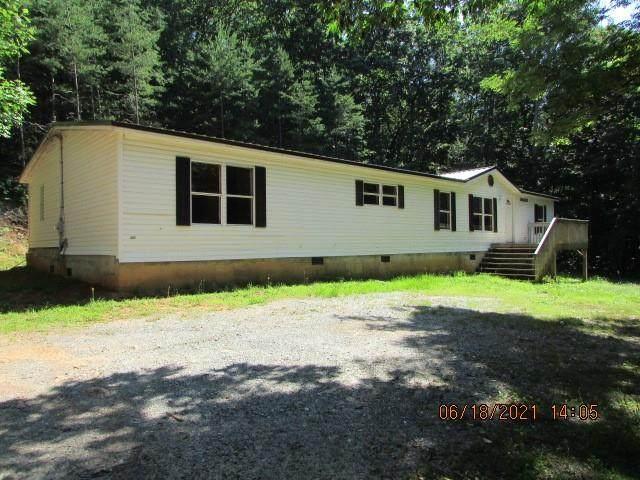 543 Orchard Loop Road, Ellijay, GA 30536 (MLS #6934358) :: Morgan Reed Realty
