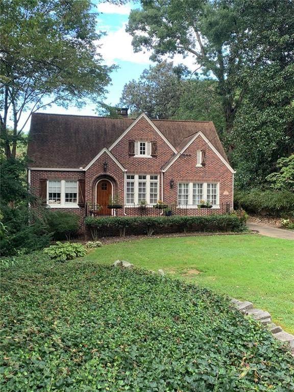 1027 Clairemont Avenue, Decatur, GA 30030 (MLS #6935416) :: Atlanta Communities Real Estate Brokerage