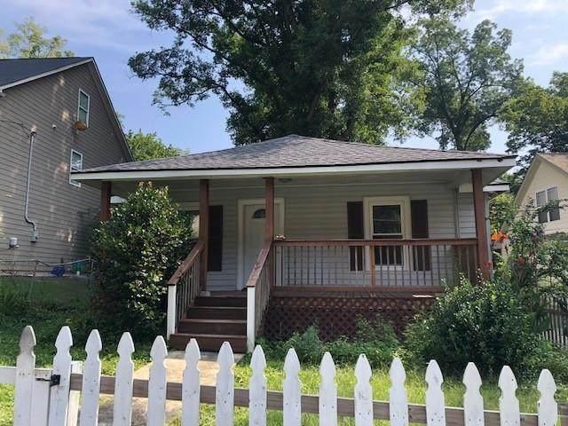 2439 Brantley Street NW, Atlanta, GA 30318 (MLS #6935444) :: Atlanta Communities Real Estate Brokerage