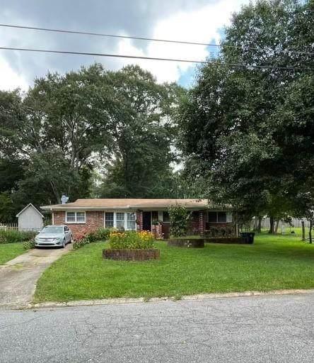 346 Crestview Circle, Roswell, GA 30075 (MLS #6935971) :: North Atlanta Home Team