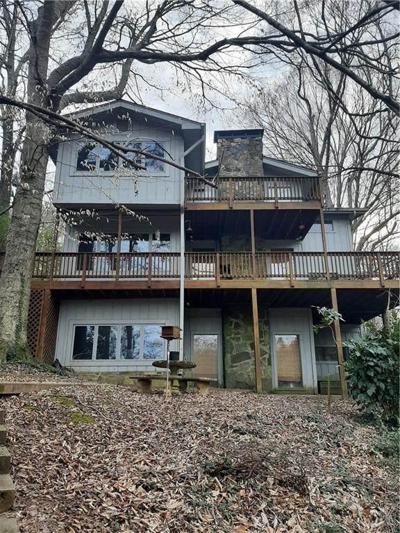 280 Lakeshore Drive, Berkeley Lake, GA 30096 (MLS #6936698) :: North Atlanta Home Team