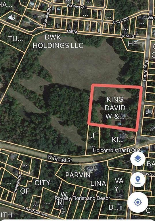 106 N Laurel Avenue N, Greensboro, GA 30642 (MLS #6936768) :: North Atlanta Home Team