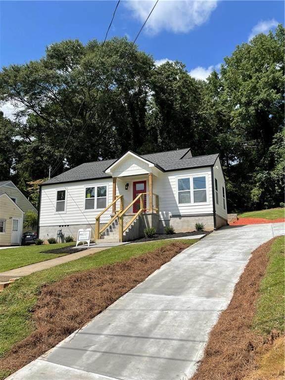 2657 Blount Street, East Point, GA 30344 (MLS #6937020) :: North Atlanta Home Team