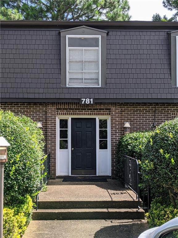781 Houston Mill Road NE #1, Atlanta, GA 30329 (MLS #6937123) :: Tonda Booker Real Estate Sales